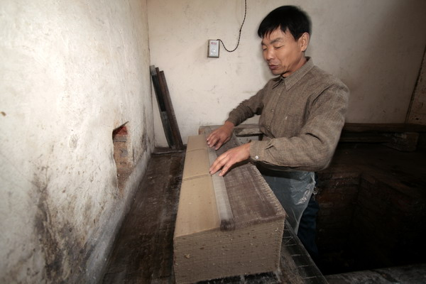 [商都bbs]-追寻古代造纸术末代传人——黄保灵